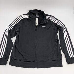 Adidas Boy's Full Zip Track Jacket XL